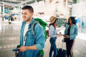 Passenger Locator Form for UK
